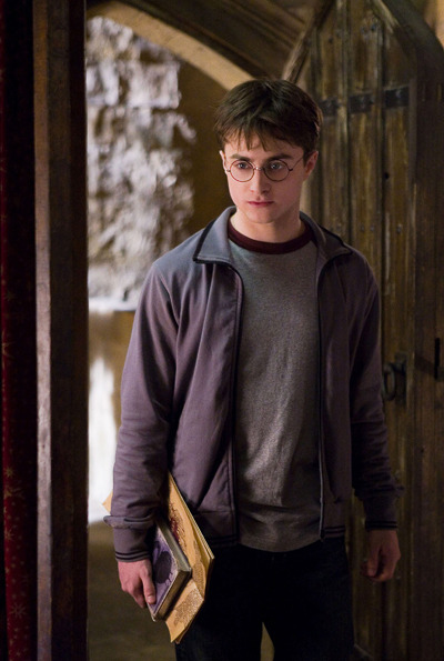 Daniel Radcliffe Harry Potter and the Half-Blood Prince