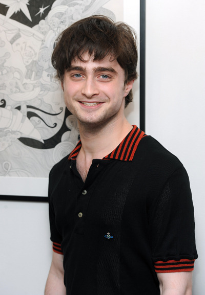 Daniel Radcliffe The Big Issue: Lizzie Mary Cullen 