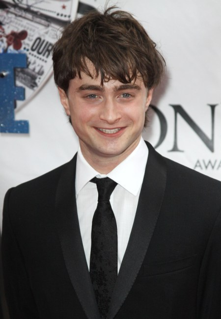 Daniel Radcliffe 2010 Tony Awards