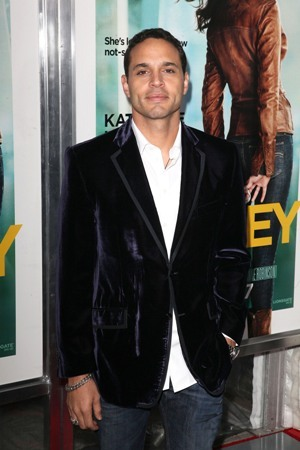 Daniel Sunjata at premiere