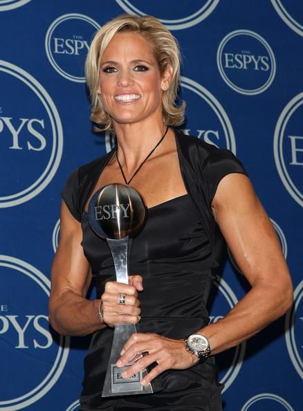 Dara Torres at the 2009 ESPY Awards