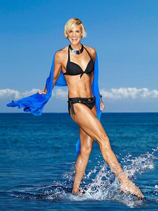 Dara Torres in More Magazine