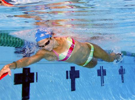 Dara Torres Inspires Women of All Ages
