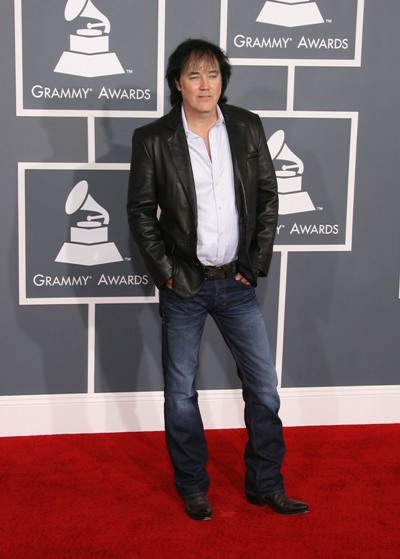 David Lee Murphy kept it casual 