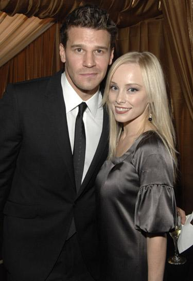 David Boreanaz Admits to Cheating on Wife