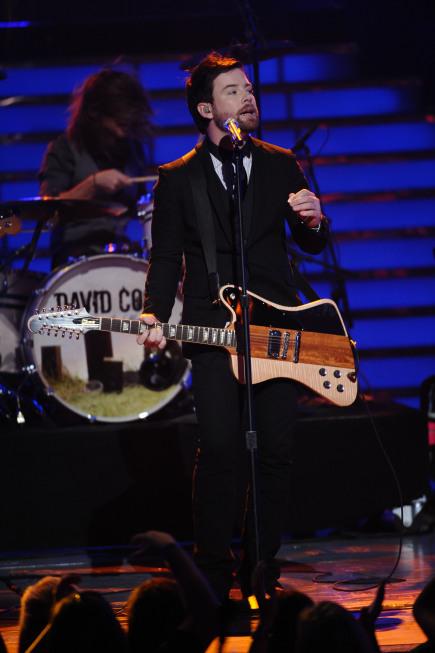 David Cook Performance