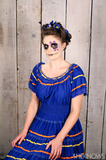 Halloween costume ideas: Dia de los Muertos 