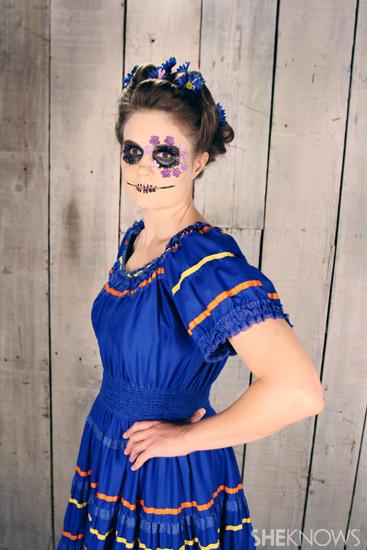 Halloween costume ideas: Dia de los Muertos