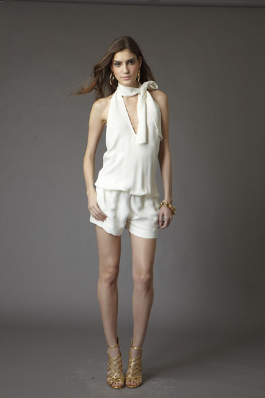 Ramy Brook 'DB' Halter Romper
