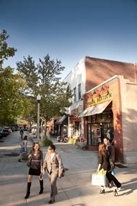 Atlanta shopping spot: Decatur Square