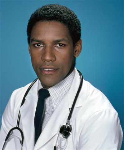 Dr Phillip Chandler (Denzel Washington), St. Elsewhere
