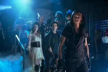 The cast of The Mortal Instruments: City of Bones