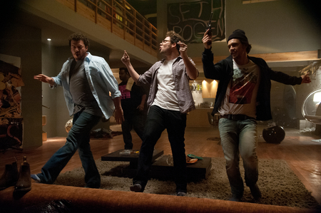 McBride, Rogan & Franco in This is the End