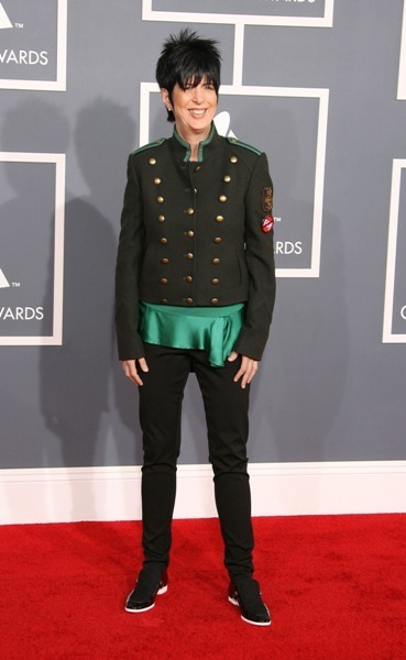 Diane Warren, Military Chic?
