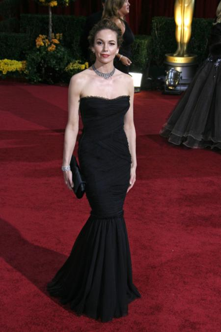 Diane Lane at the 2009 Oscars