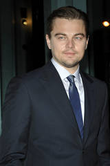 Leonardo DiCaprio attends Armani opening