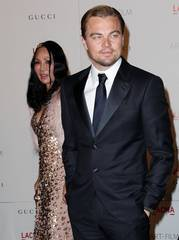 Leonardo DiCaprio attends the LACMA's Art & Film Gala honoring Clint Eastwood and John Baldessari in Los Angeles, CA. Ph