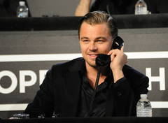 Leonardo DiCaprio at the &#039;Help For Haiti Now&#039; event