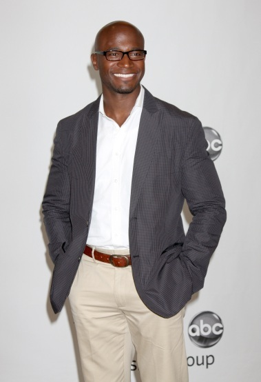 Taye Diggs promotes ABC Family Night