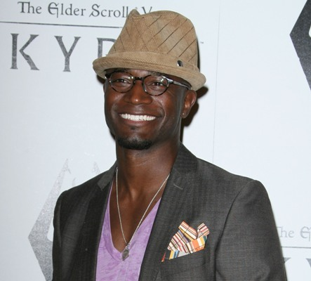 Taye Diggs is classically cool