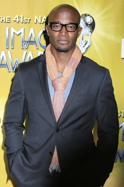 Taye Diggs at the Image Awards
