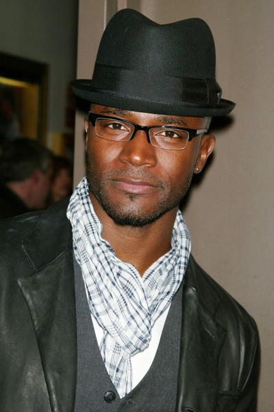 Taye Diggs promotes the 'West Side'