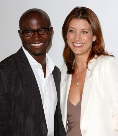 Taye Diggs and Kate Walsh