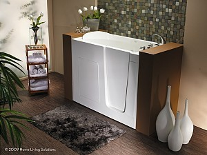 Dignity Walk-In Bathtub 