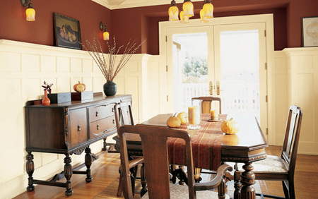 Dining in Comfort - Dining Room