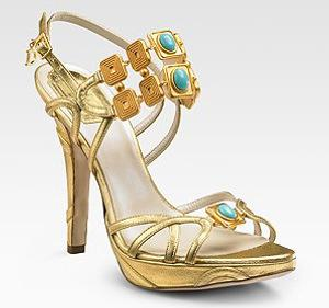 Dior Riviera Sandals