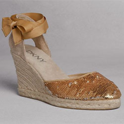 DKNY Sweet Espadrille Wedge