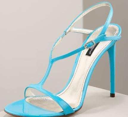 Dolce & Gabanna Strappy Sandals