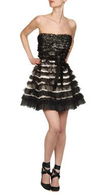 Dolce & Gabbana Silk Party Dress