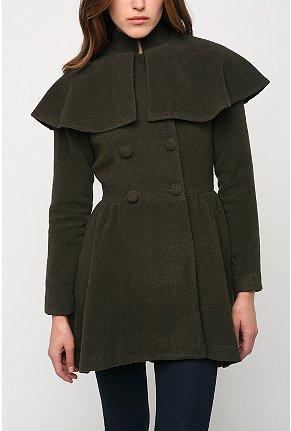 Dolce Vita Cape Coat