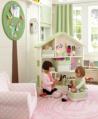Dollhouse Playroom