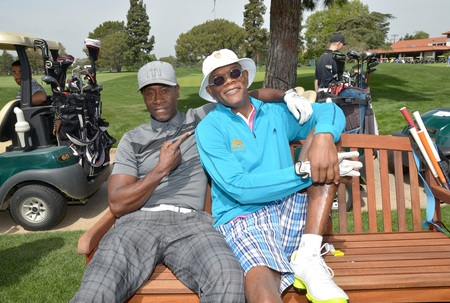 Don Cheadle and Samuel L. Jackson