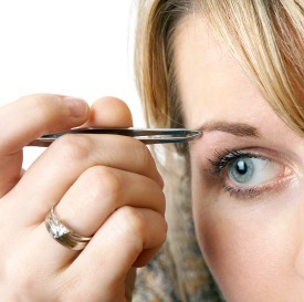 Don't freeze your brows