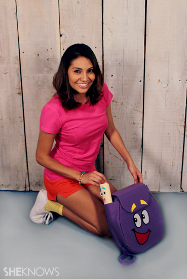 Halloween costume ideas: Dora the Explorer