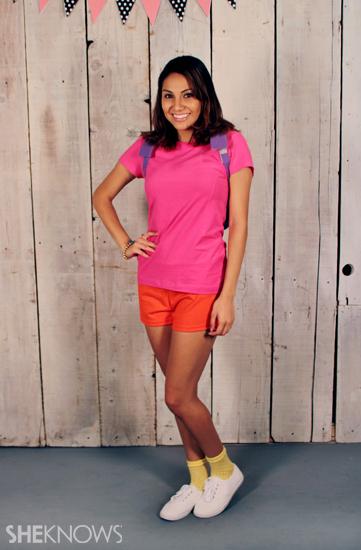 Halloween costume ideas: Dora the Explorer