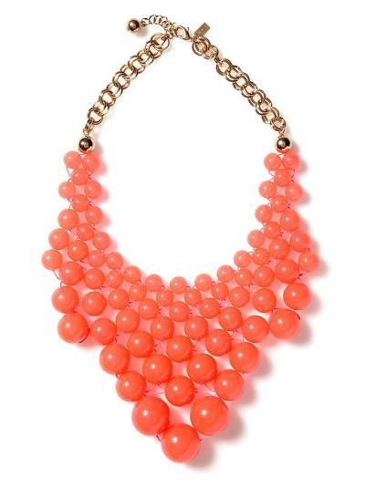 Dotz Bib Necklace