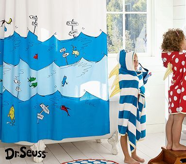Dr. Seuss Bathroom - Bathroom decorating ideas