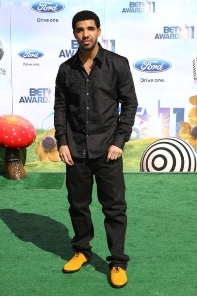 Drake at the 2011 BET Awards