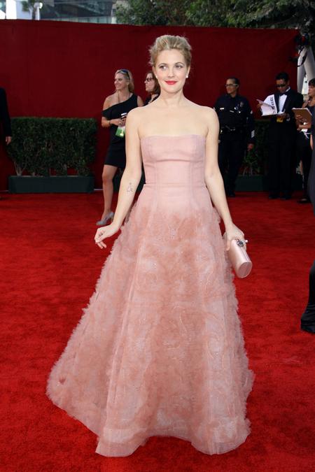 Drew Barrymore - 2009 Emmys