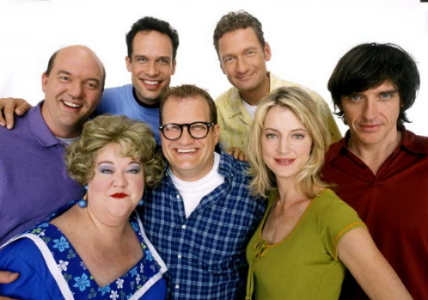 The Drew Carey Show Cast