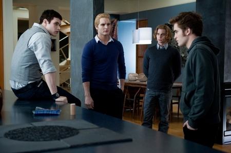 The Cullen boys