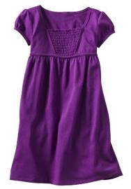 Smocked Empire Dress