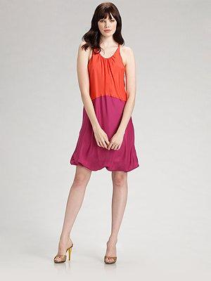 Elijah Silk Tank Dress