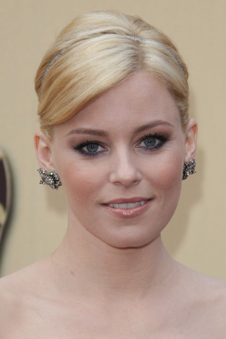 Elizabeth Banks Gets Glitzy