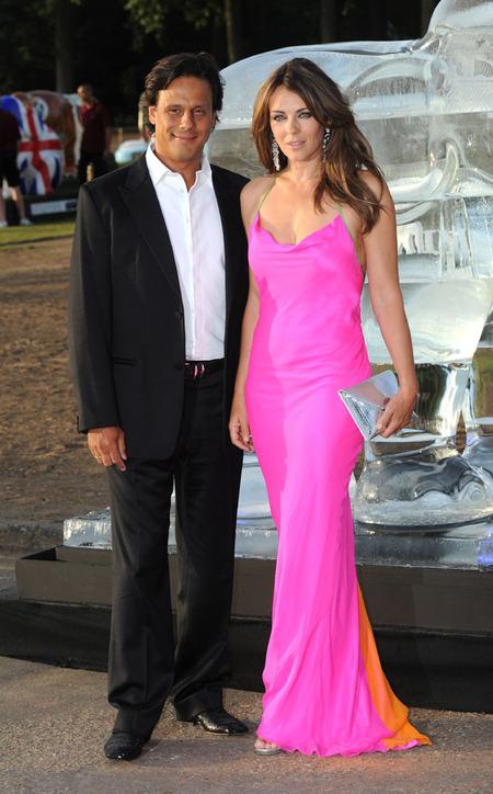 Elizabeth Hurley & Arun Nayar divorce
