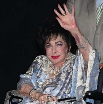 Elizabeth Taylor in 2009